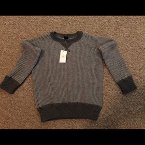 GAP Toddler Waffle Knit Sweater 4T BRAND New!